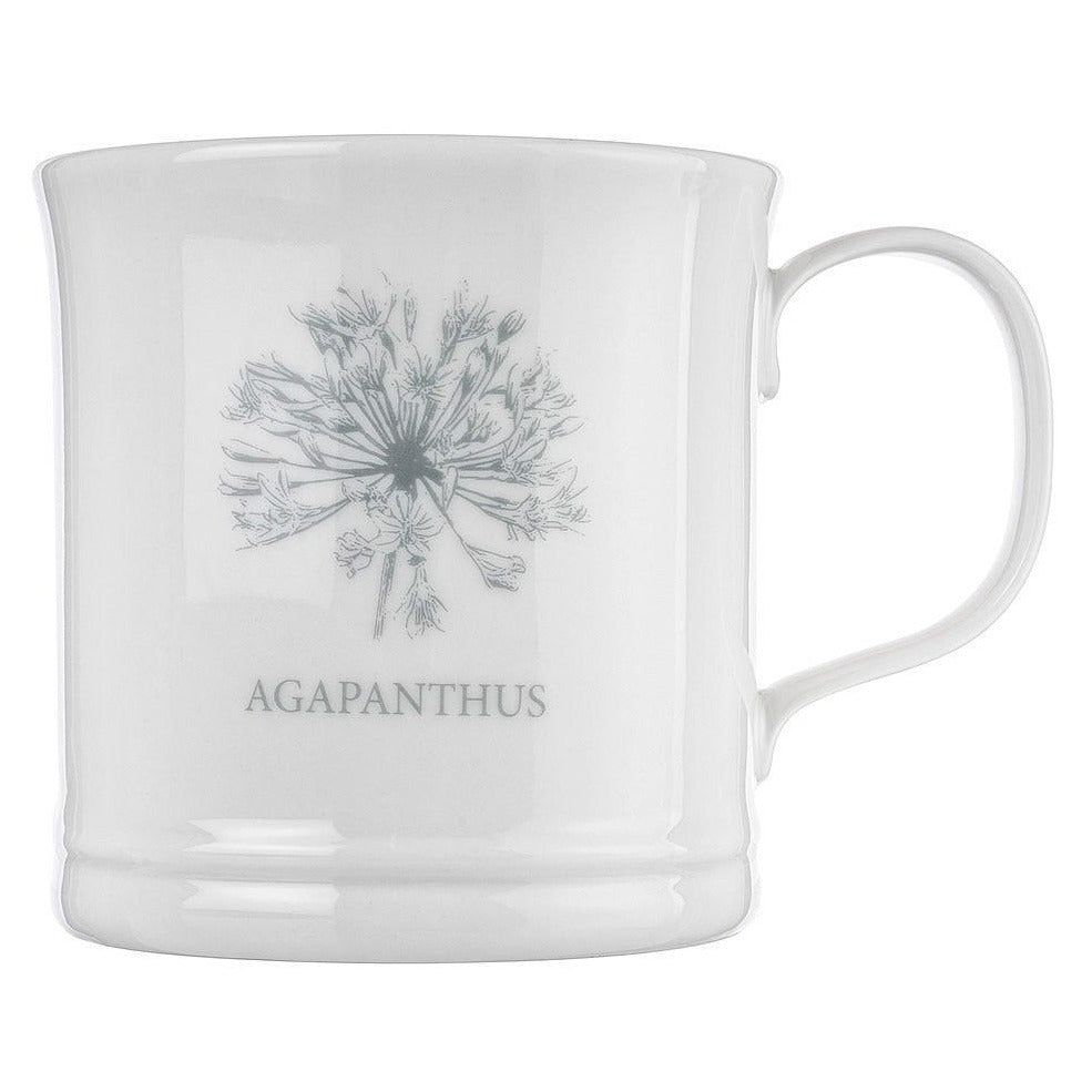 Mary Berry Agapanthus Mug - SAK Home