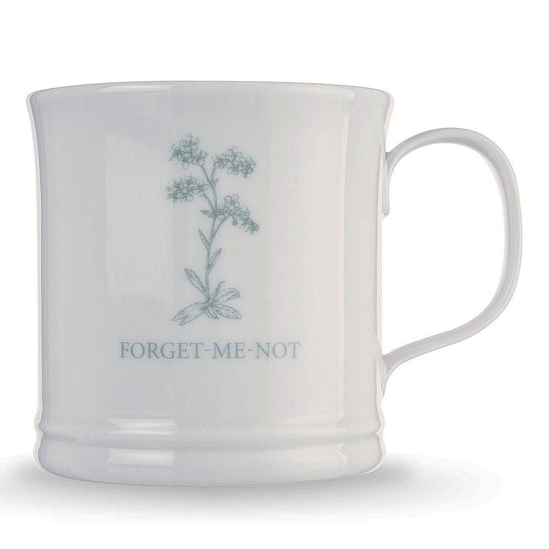 Mary Berry Forget Me Not Mug - SAK Home