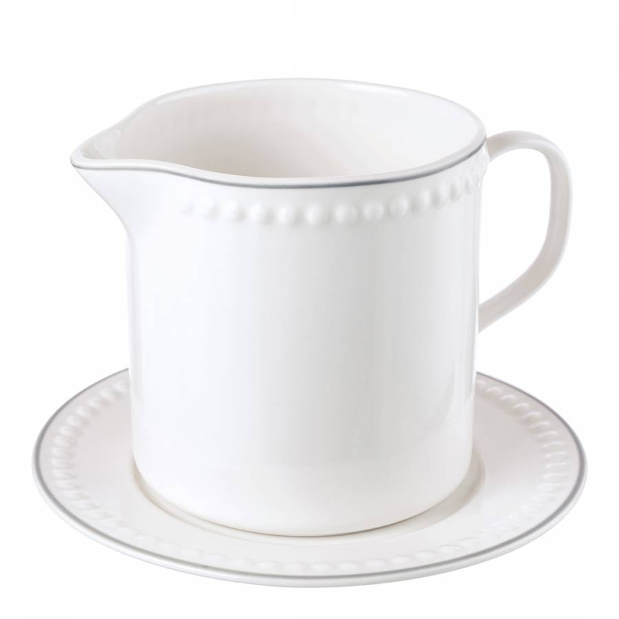 Mary Berry Signature Gravy Boat & Saucer - SAK Home