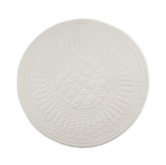 Mary Berry Signature Cotton Placemat in Ivory - SAK Home