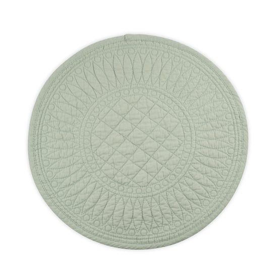 Mary Berry Signature Cotton Placemat in Pistachio - SAK Home