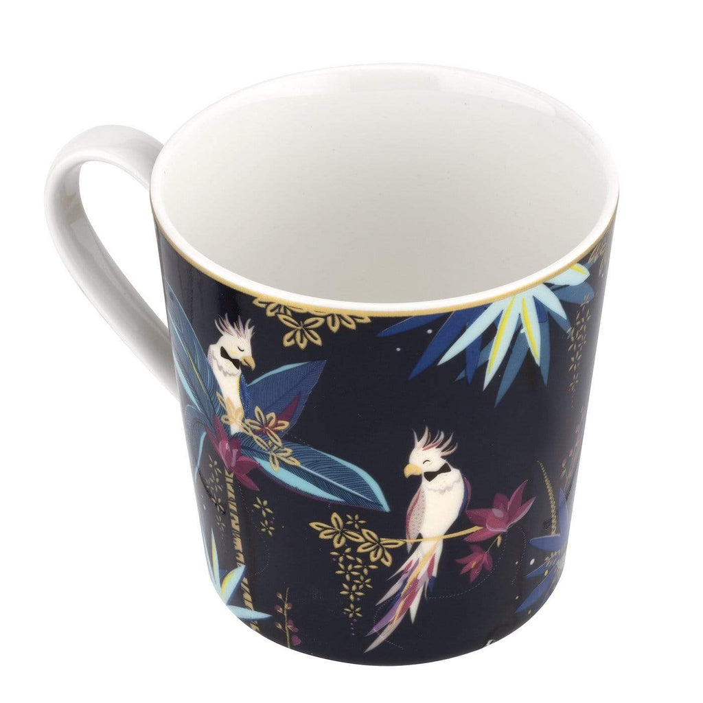 Sara Miller London Mug - Cockatoo - SAK Home