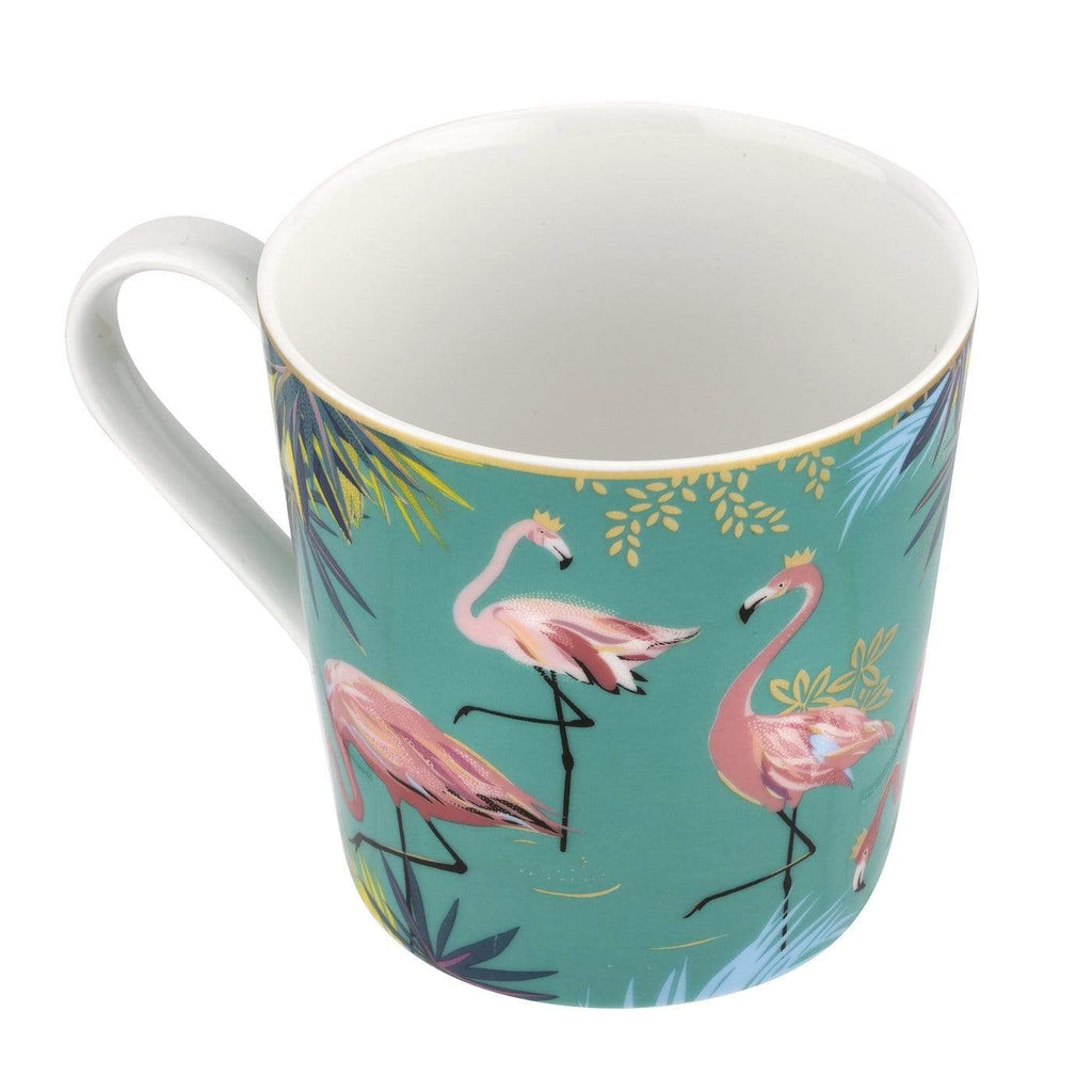 Sara Miller London Mug - Flamingo - SAK Home