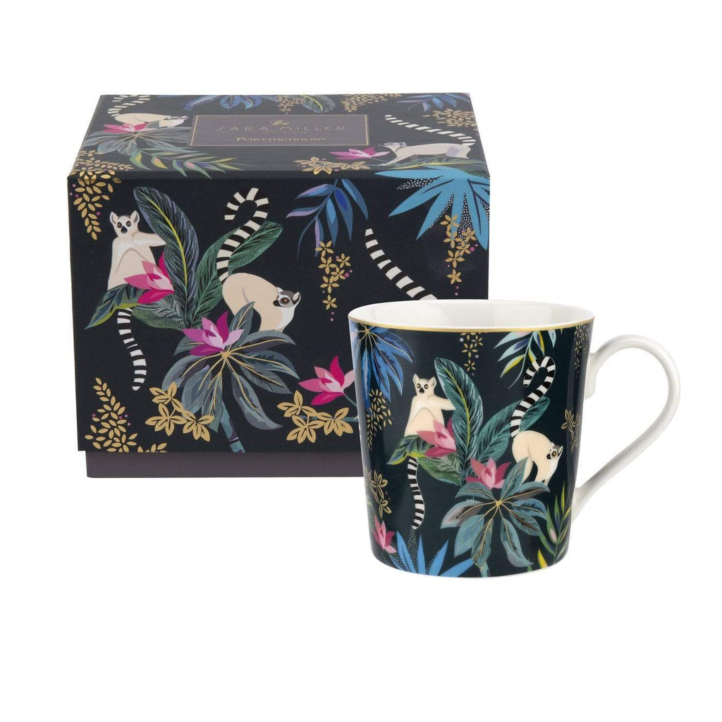 Sara Miller London Mug - Lemur - SAK Home