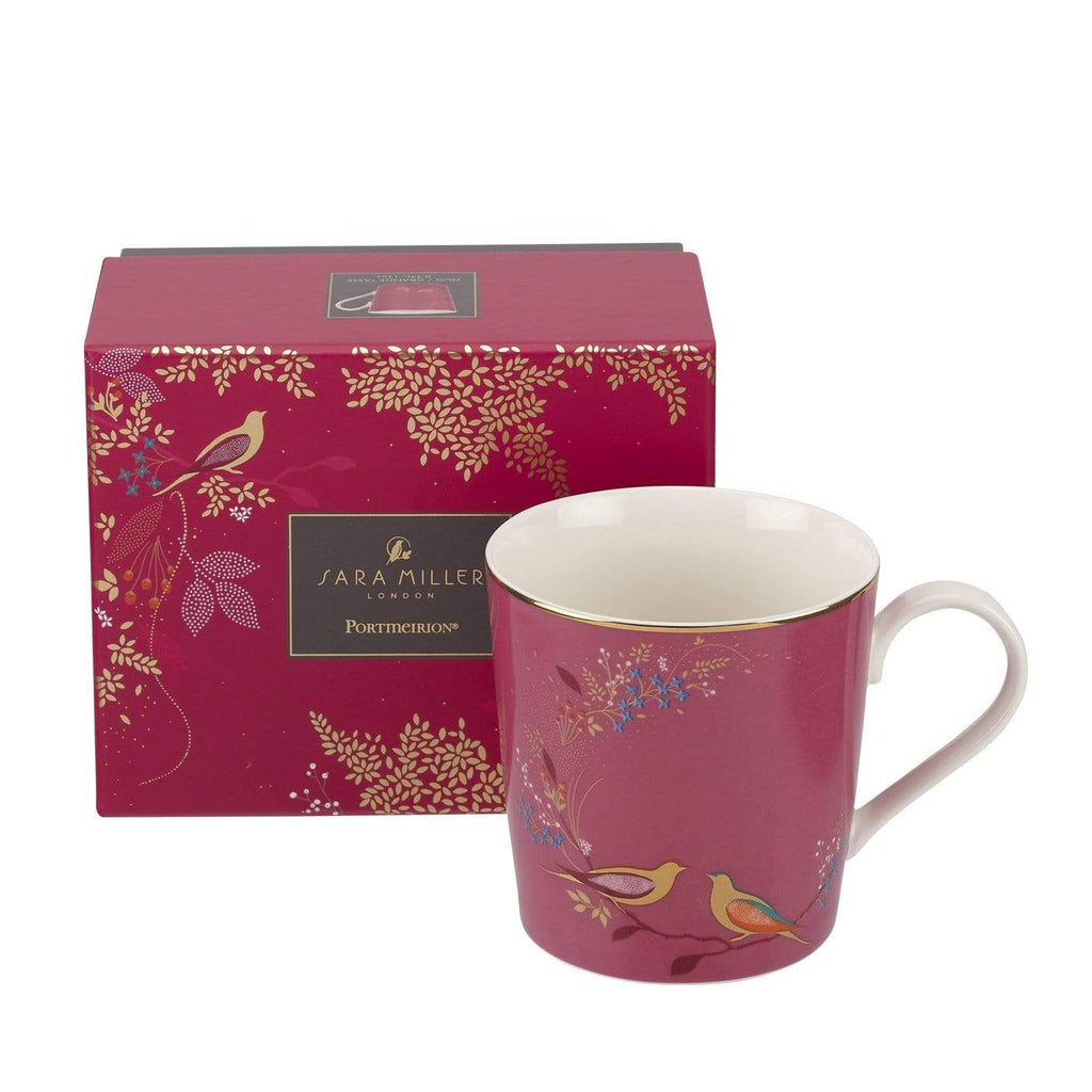Sara Miller London Mug - Pink - SAK Home