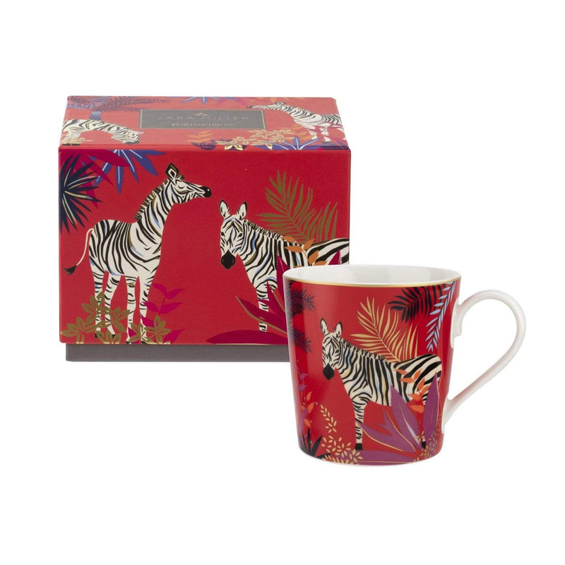 Sara Miller London Mug - Zebra - SAK Home