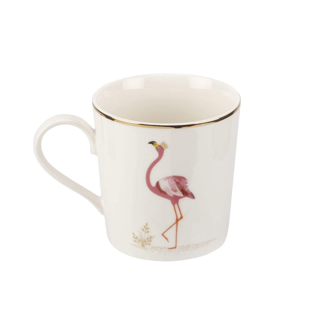 Sara Miller London Tea Flamboyant Flamingo Mug - SAK Home