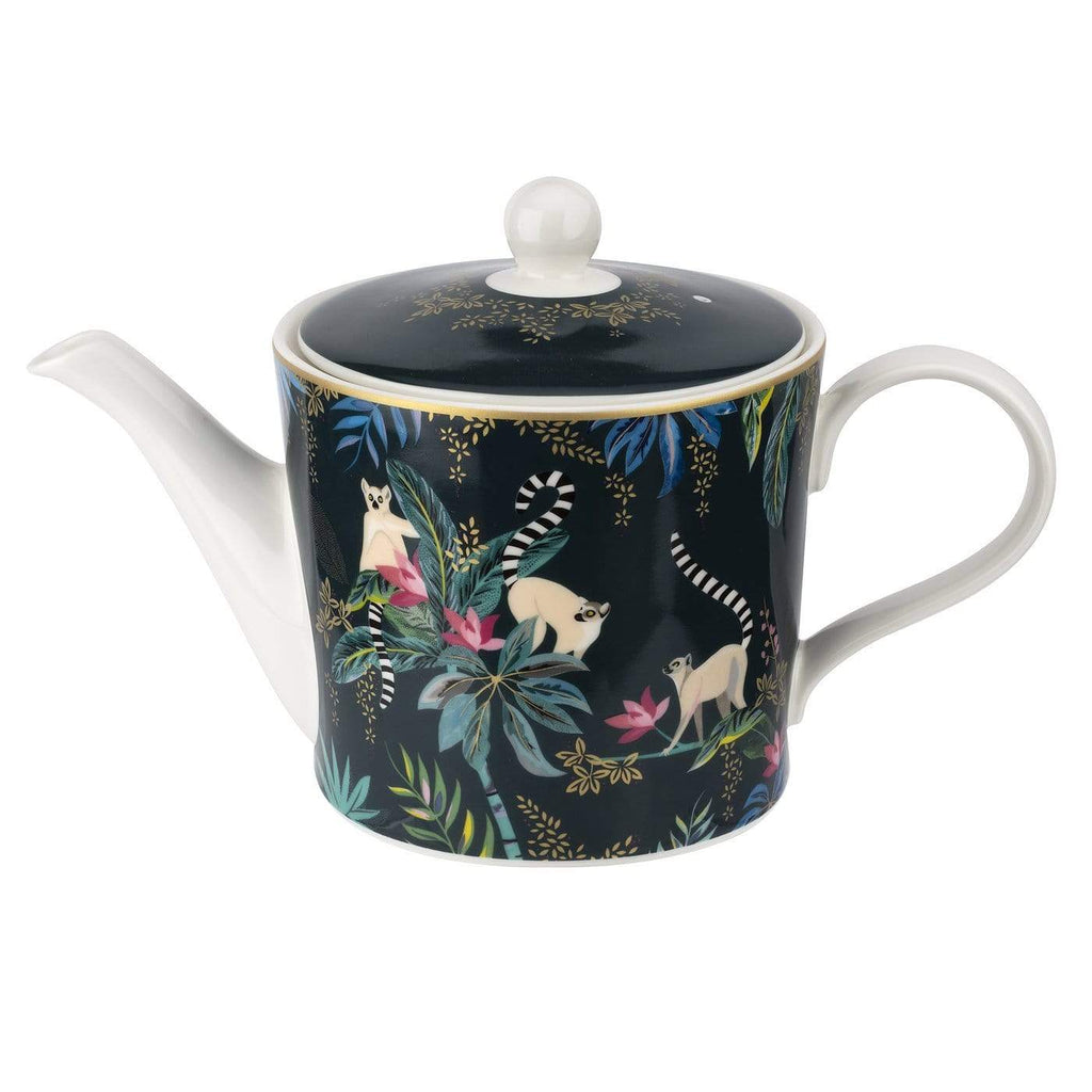 Sara Miller London Teapot - Lemur - SAK Home