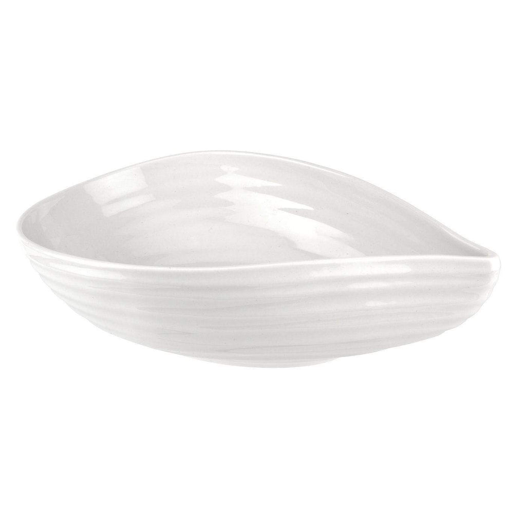 Sophie Conran for Portmeirion Shell Shaped Serving Bowl - SAK Home