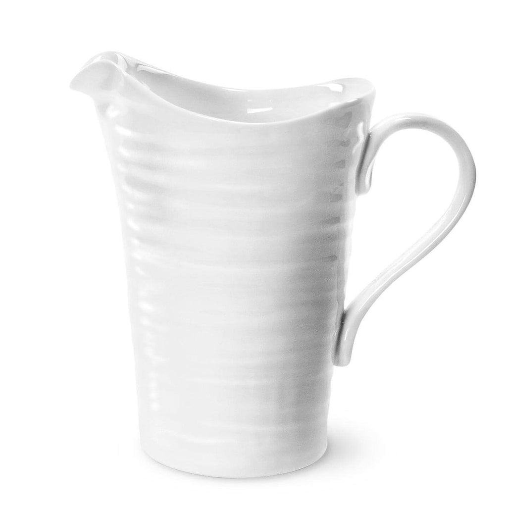 Sophie Conran for Portmeirion White Medium Pitcher - SAK Home