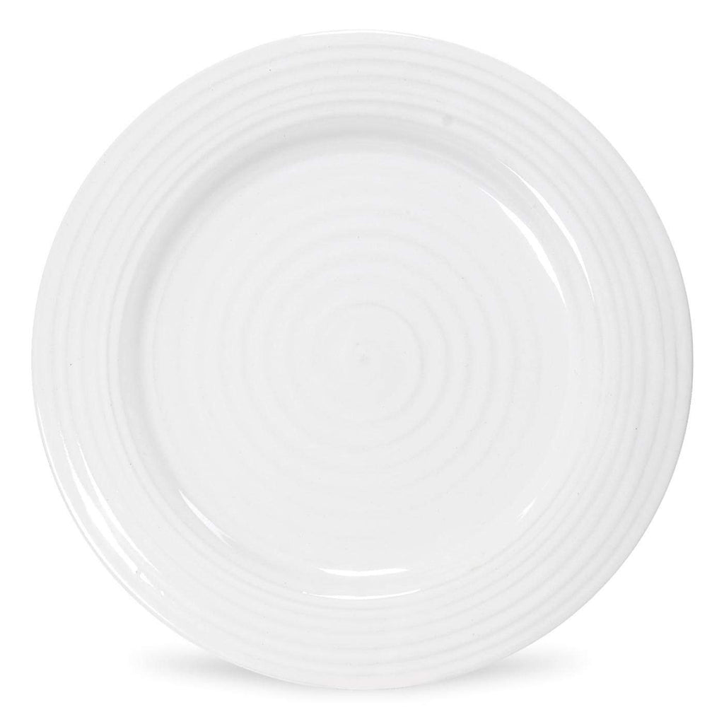 Sophie Conran for Portmeirion White Plate Set of 4 - SAK Home