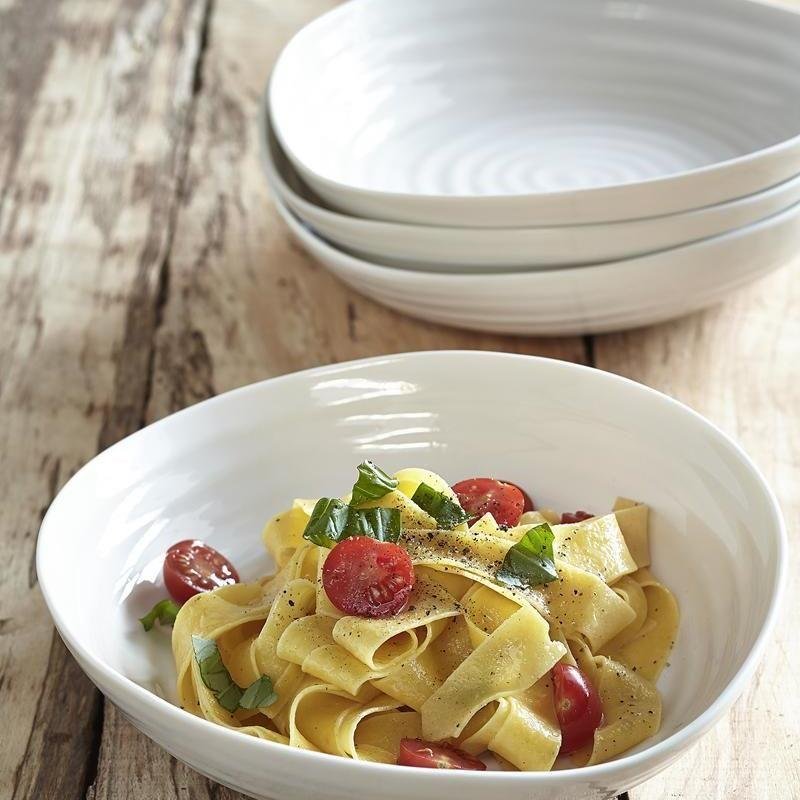 Sophie Conran for Portmeirion White Salad Bowl - SAK Home