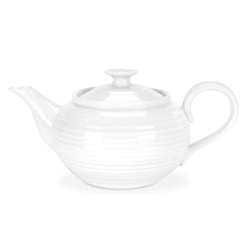 Sophie Conran for Portmeirion White Teapot - SAK Home