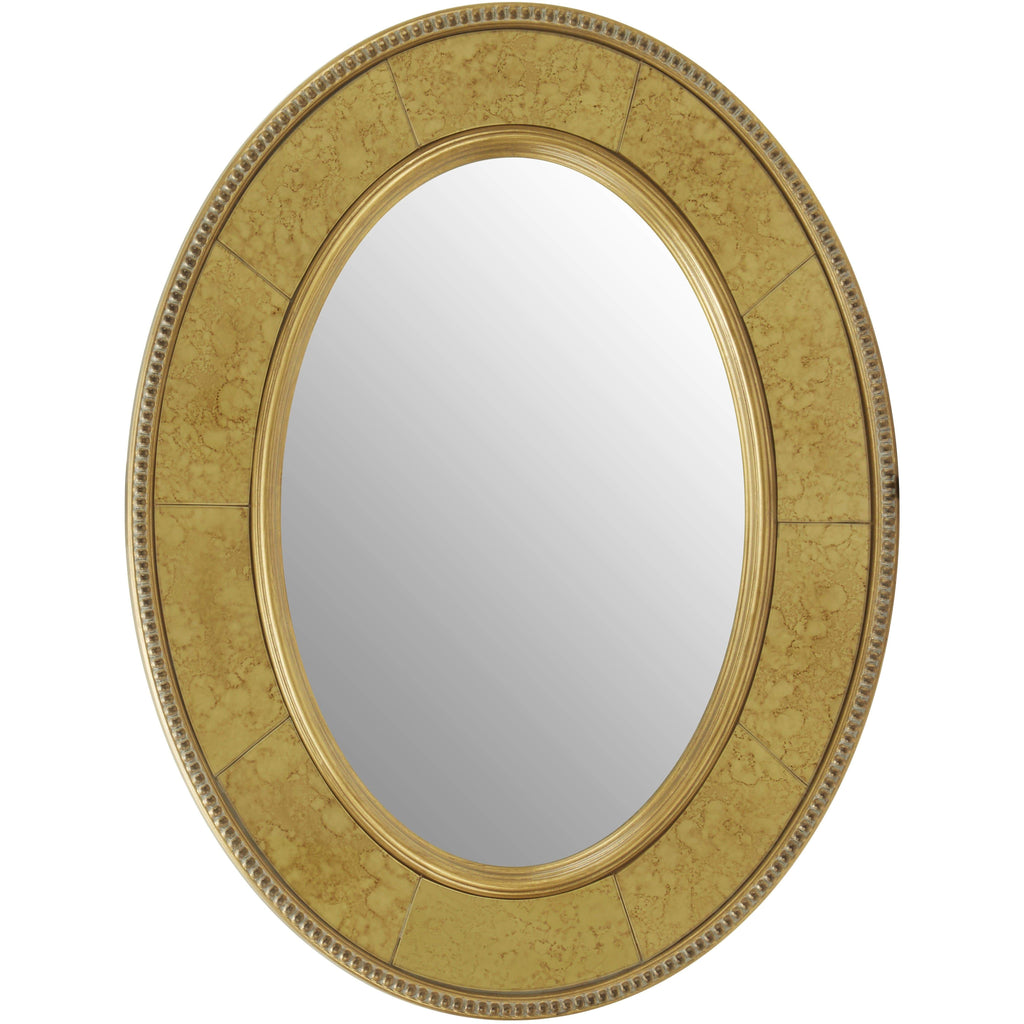 Bingley Oval Wall Mirror - SAK Home