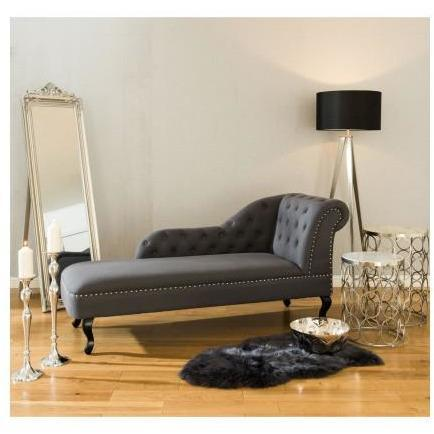 Baker Street Chaise Lounge - SAK Home