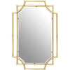 Meissa Overlapped Design Wall Mirror - SAK Home