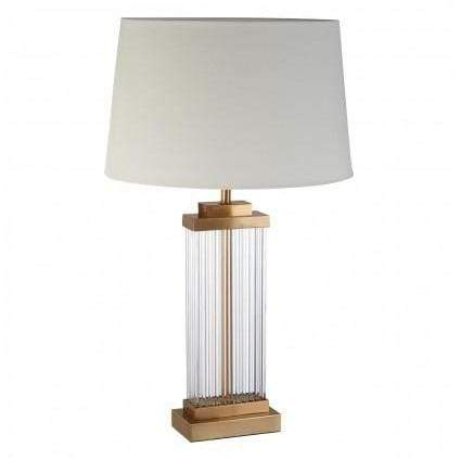 Zara Table Lamp With EU Plug - SAK Home