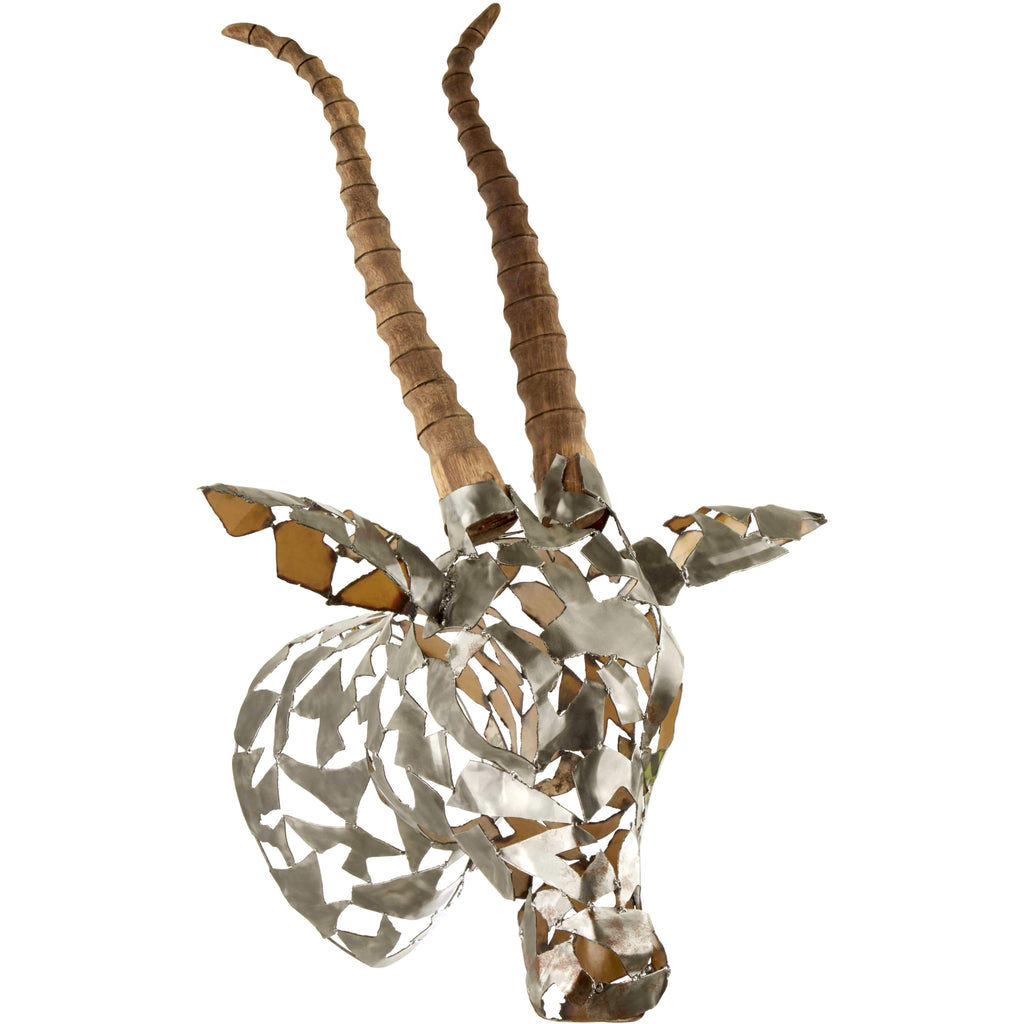 Zania antelope head - SAK Home