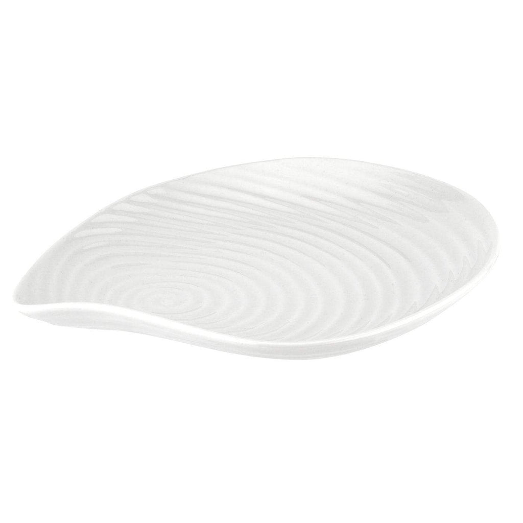 Sophie Conran for Portmeirion Shell Shaped Plates Set of 4 - SAK Home