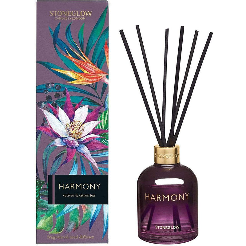Vetiver & Citrus Tea Reed Harmony Diffuser - SAK Home
