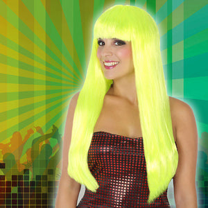Long Haired Wig 113750 (60 cm)