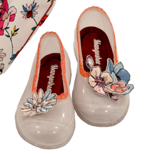 SuperCute WellieStyle Shoes – 'Spring in bloom'