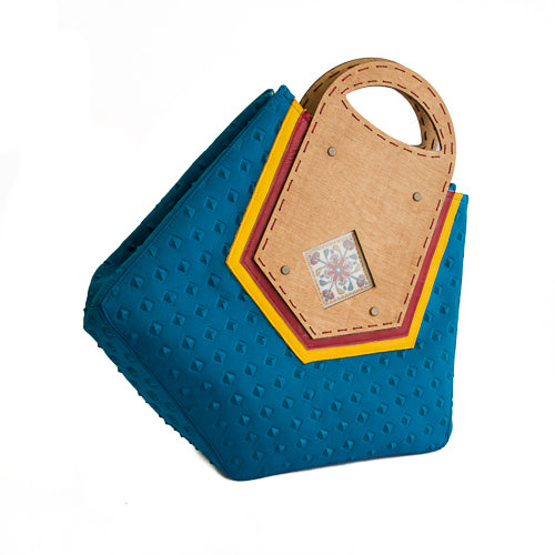 Designer Canvas Bag Online - Handmade Stylish Bags for Women