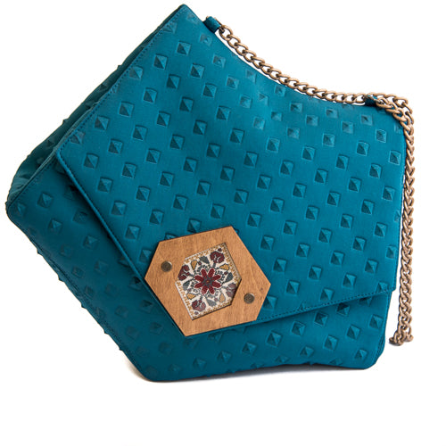 Triangle Canvas Bag Online - Stylish Bags for Women