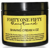 Forty One Fifty Shaving Cream.