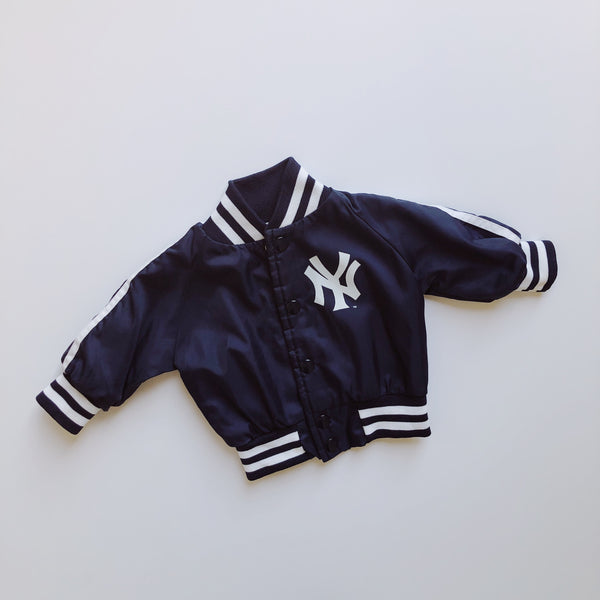Vintage New York Yankees Jacket / Size 12M
