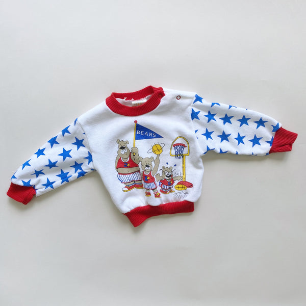 "The ""Team We Can Still Root For"" Vintage Sweatshirt / Size 12-18M"
