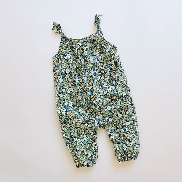 Baby Gap Floral Romper / Size 3-6M