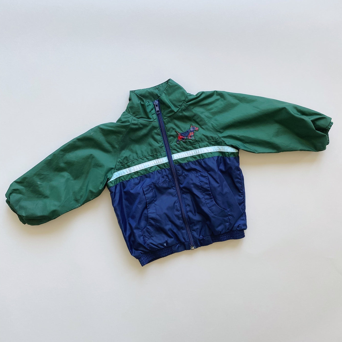 Copper Key Windbreaker Jacket / Size 2T