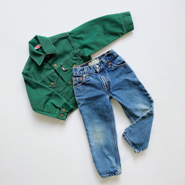"The ""Superfly Levi's"" Outfit  / Size 5T"