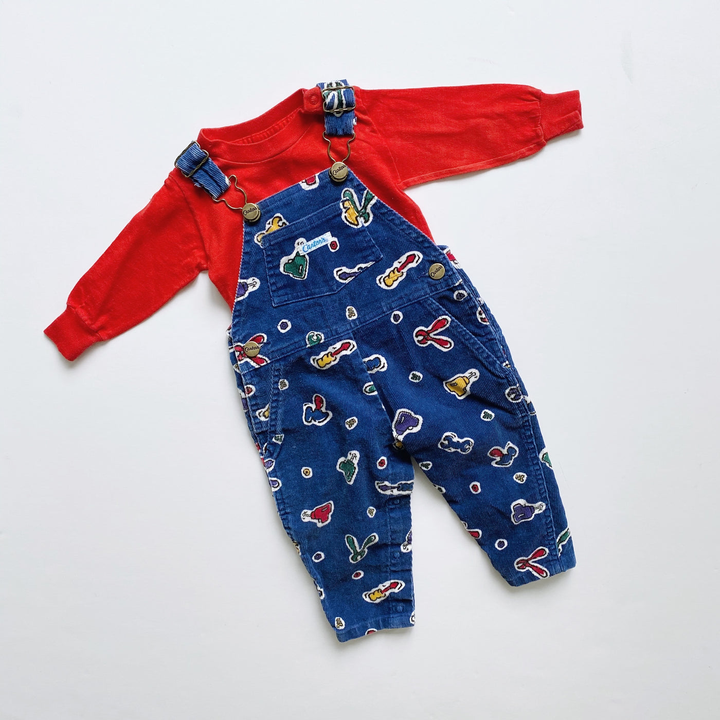 "The ""Lil' Workers"" Outfit / Size 9M"