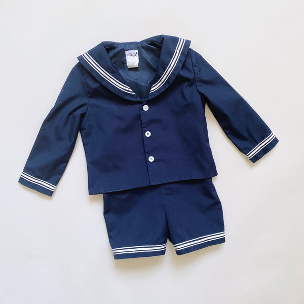 "The ""Mini First Matey"" Outfit / Size 4T"