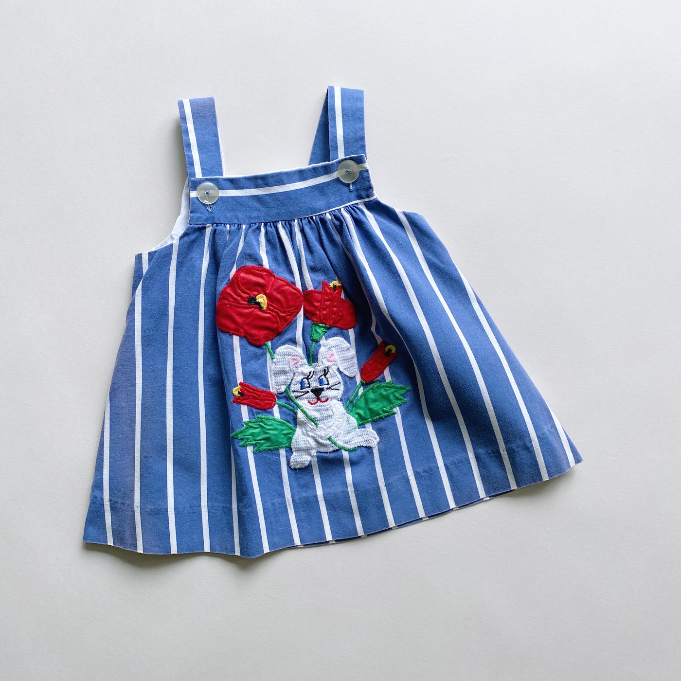 Frog Pond Kids Appliqué Dress / Size 2T