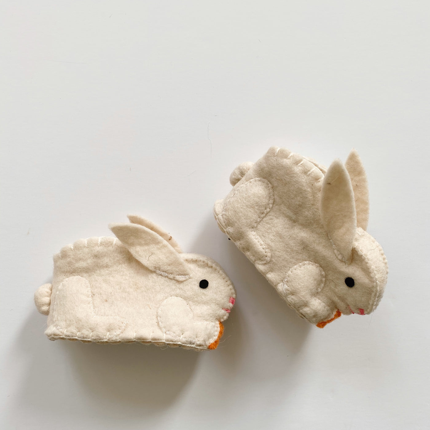Iddy Biddy Bunny Booties / Infant 2