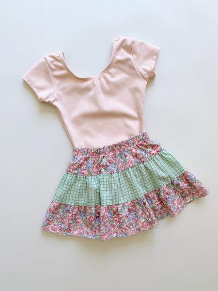 "The ""Lil Leotard"" Outfit Styled Three Ways / Size 3T"