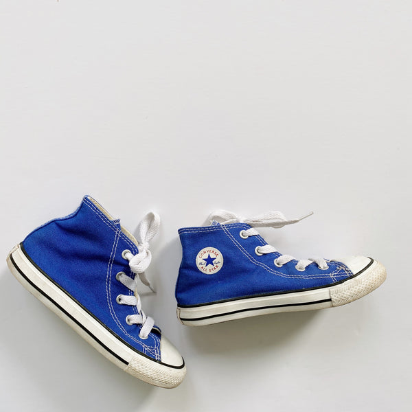 Royal Blue Chuck Taylor All Star Sneakers / Toddler 10