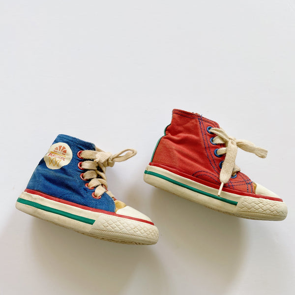 Playskool Color Crush High Tops / Toddler 4