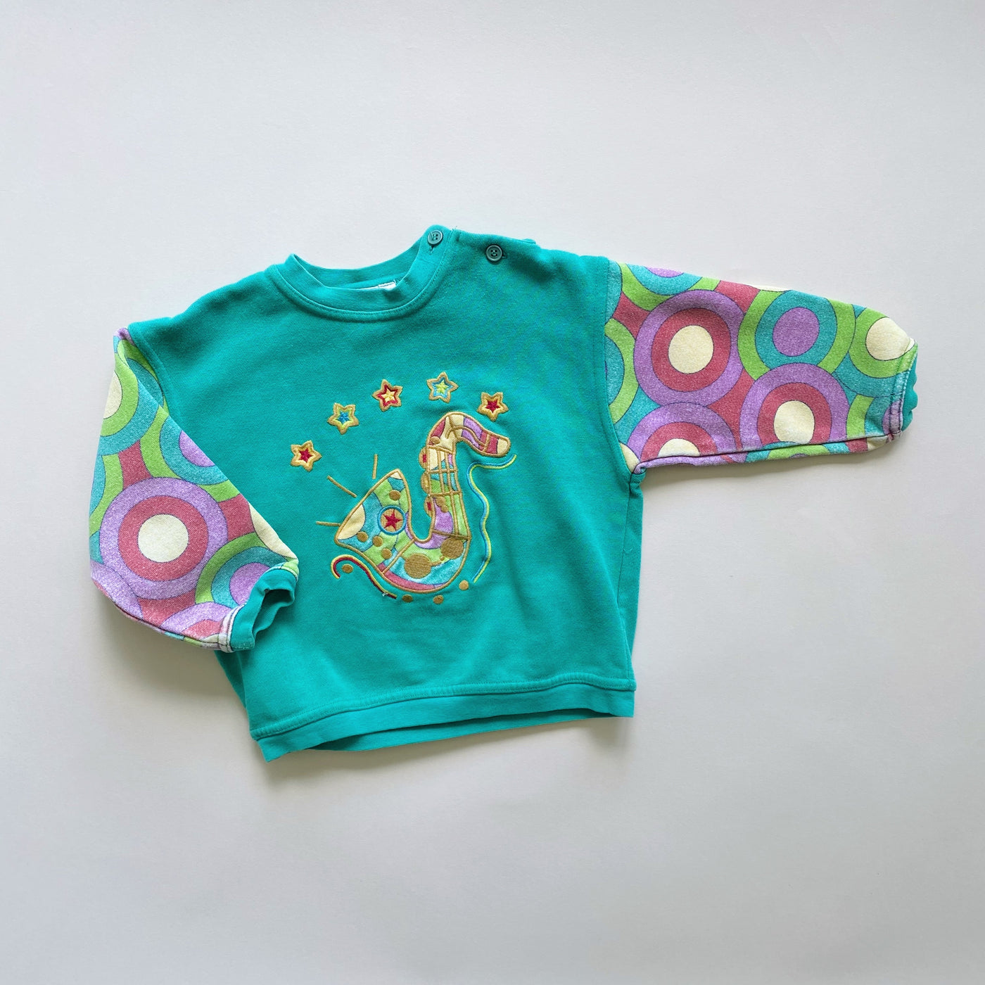 "The ""Perfect For That Virtual Music Class"" Sweatshirt  / Size 3T"