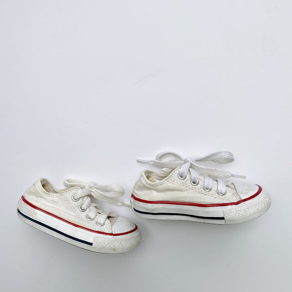 White Chuck Taylor All Star Sneakers / Infant 3