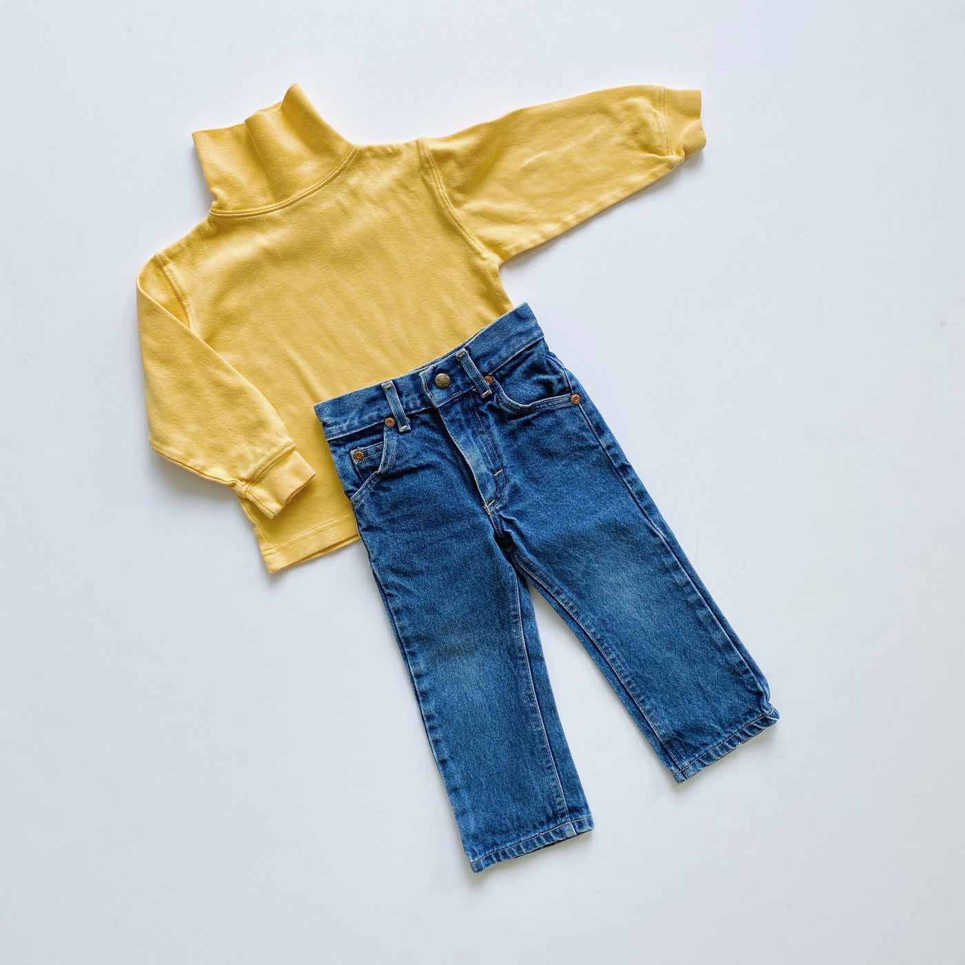 "The ""Back to Basics"" Outfit / Size 3T"
