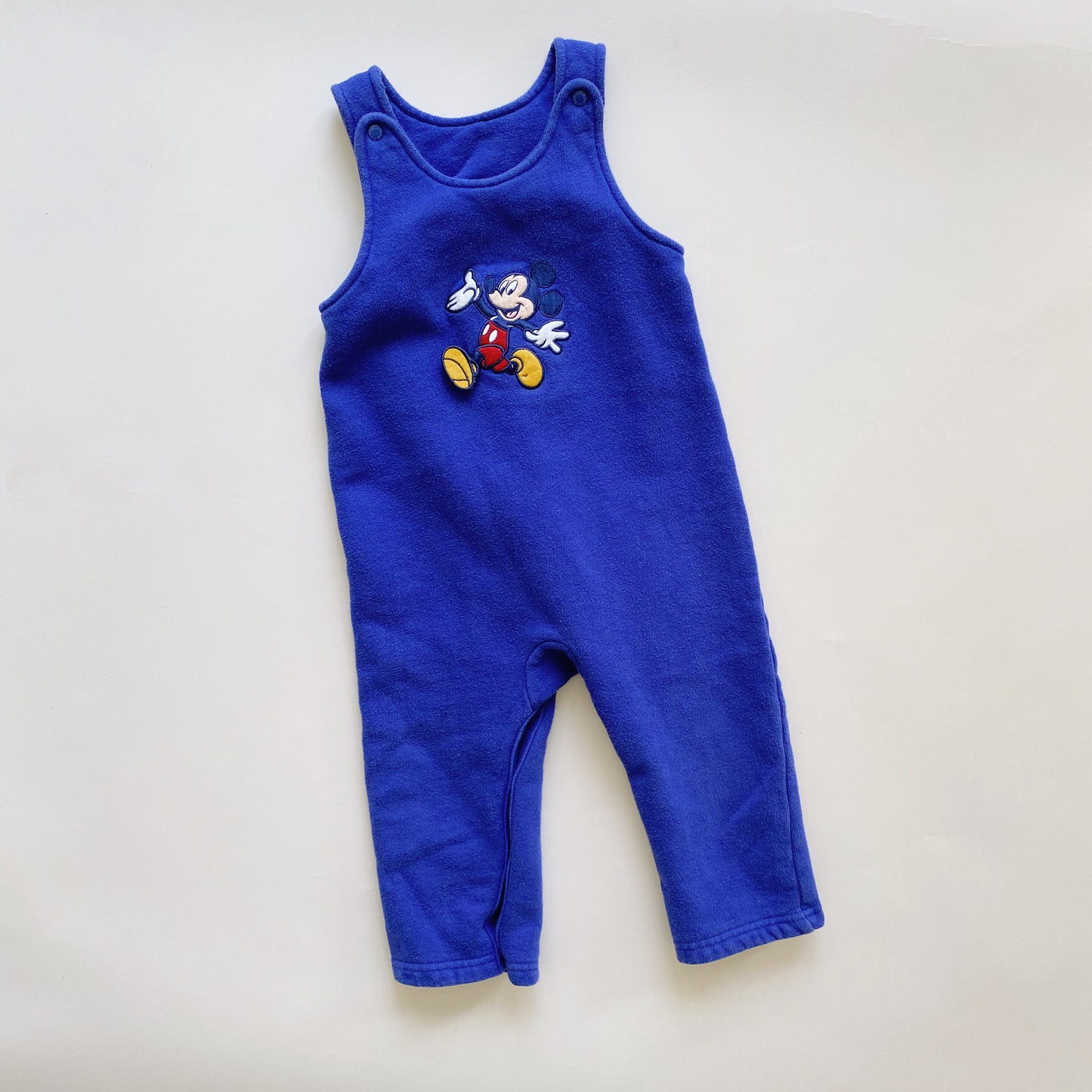 "The ""Mickey to the Rescue"" Vintage Romper / Size 24M"