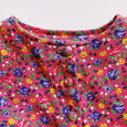 Baby B'gosh Pink Floral Romper / Size 6-9M
