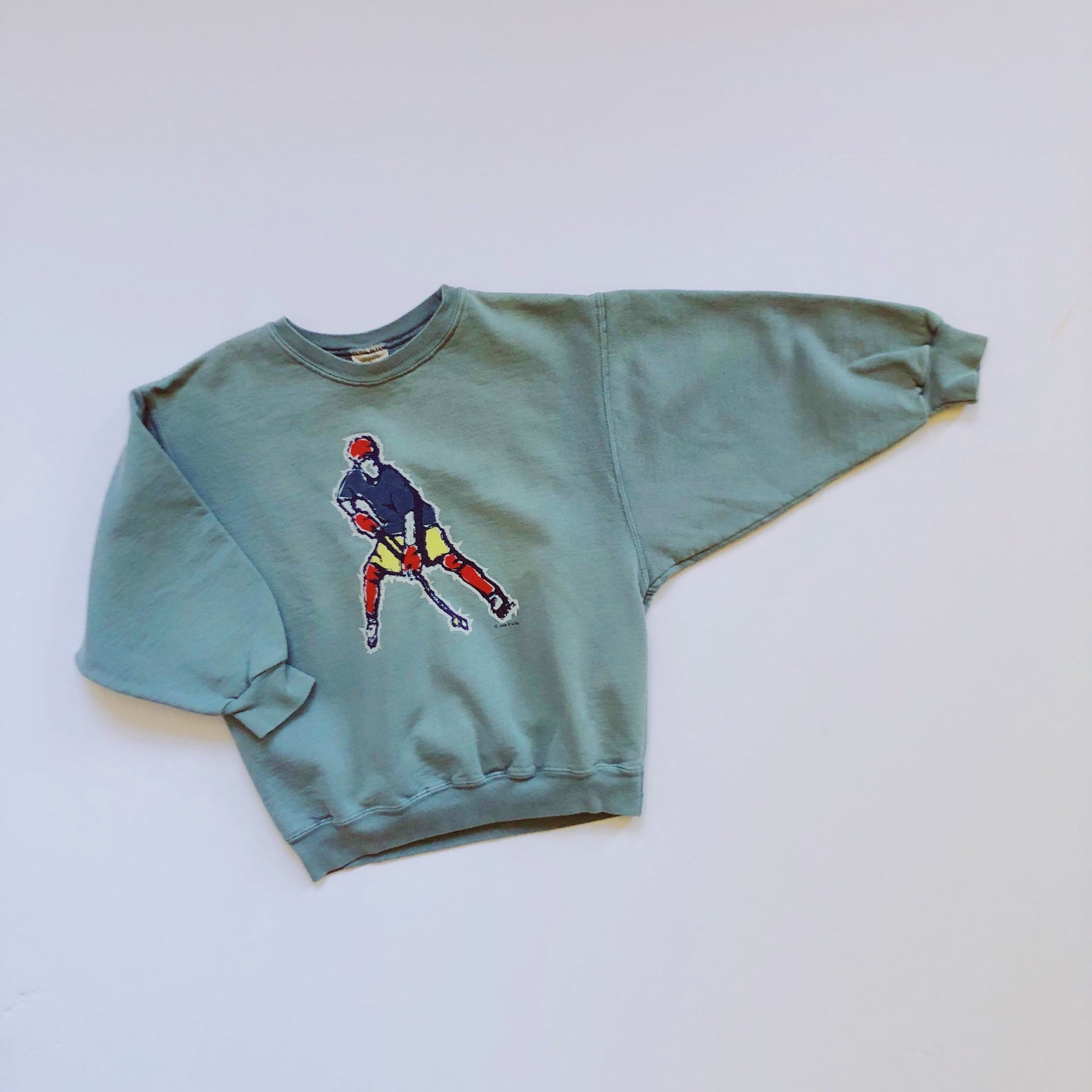 "The ""We'll Be Playing Together Again Soon"" Sweatshirt  / Size 4T"