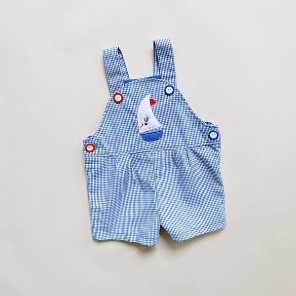Vintage First Mate Shortalls / Size 6M