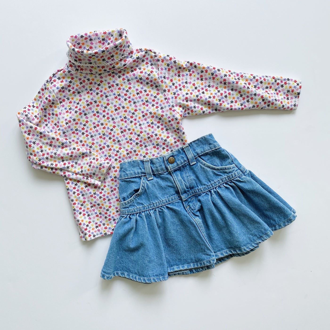 "The ""Roller Derby Disco"" Outfit / Size 4T"