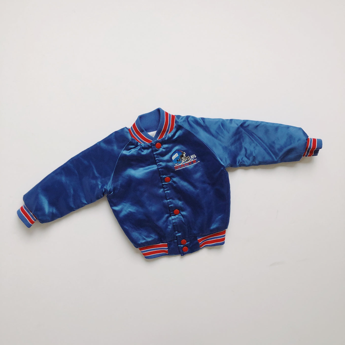 Vintage Locker Line New York Giants Jacket / Size 3T